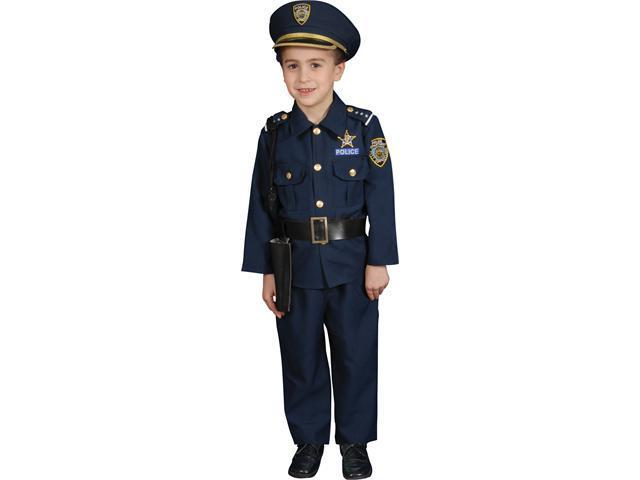Police Officer Deluxe Toddler