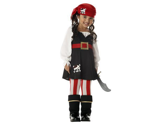 Precious Lil' Pirate Toddler/Child Costume