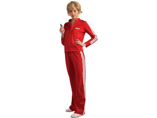 Teen Glee Sue Track Suit Costume Rubies 886303