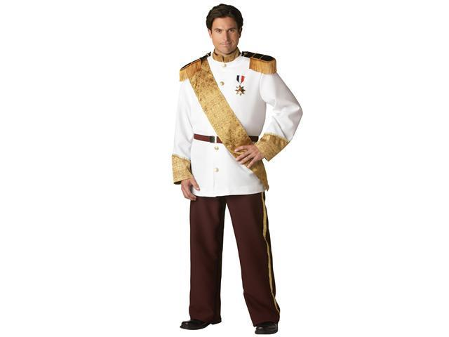 Prince Charming Elite Men's Plus Costume