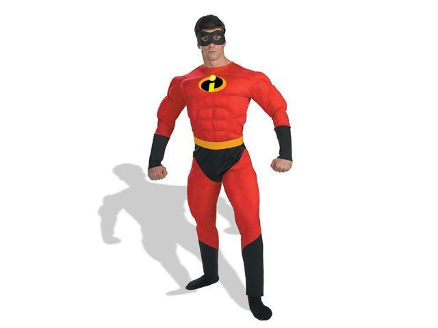 Men's Mr. Incredible Muscle Chest Costume