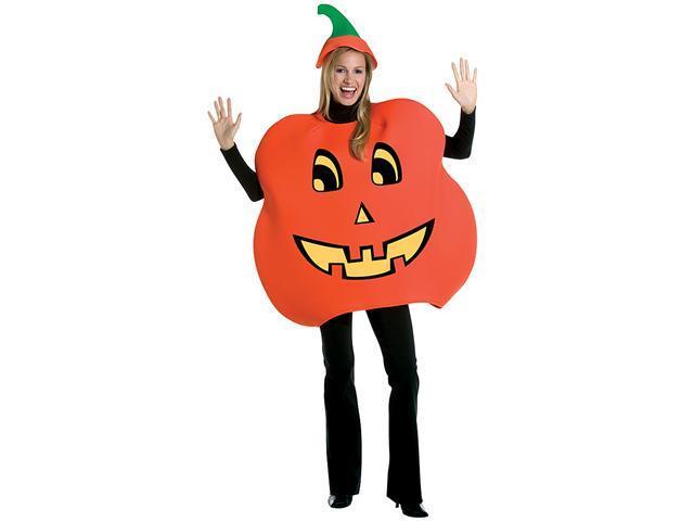 Pumpkin Adult Costume - One Size