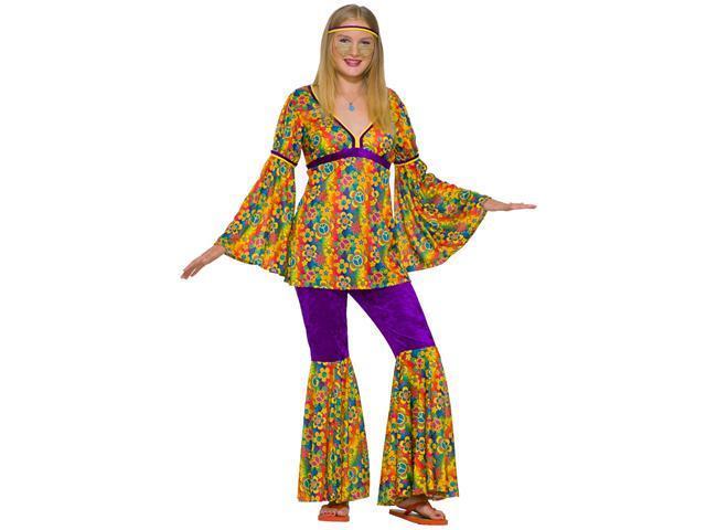 Teen Girl Hippie Costume
