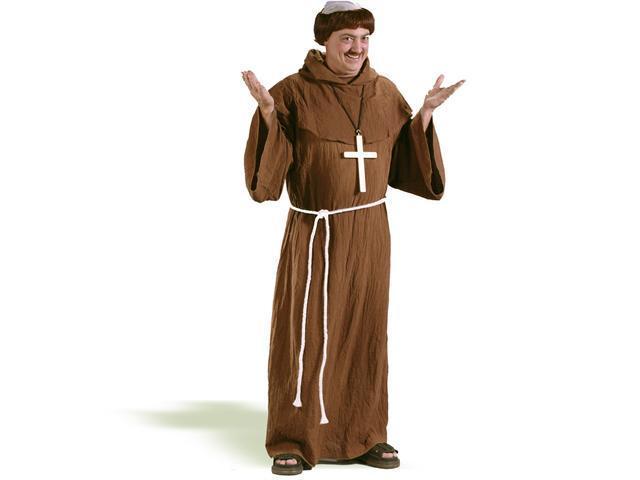 Medieval Monk Costume for Men