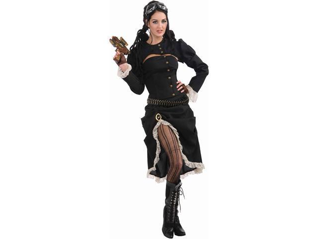 Steampunk Renegade Adult Costume - 14/16