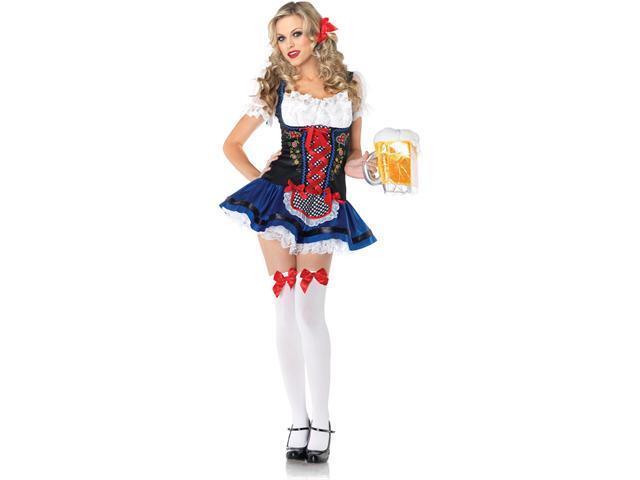 Flirty Frauline Adult Costume