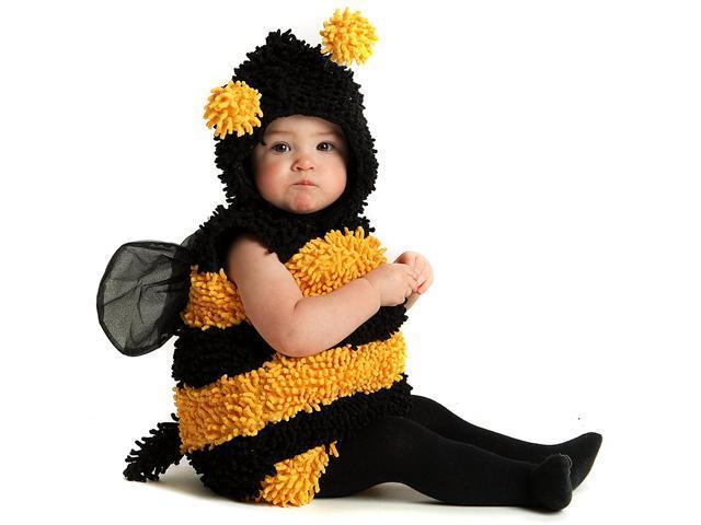 Stinger Bee Infant/Toddler Costume