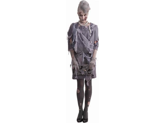 Zombie First Lady Adult Costume - Standard One-Size