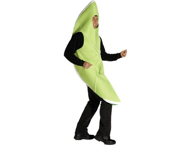Lime Wedge  Adult Costume
