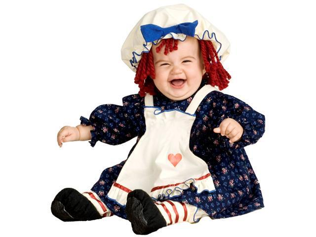 Ragamuffin Dolly Costume Rubies 885712