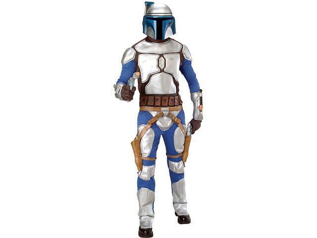 Star Wars  Jango Fett Deluxe Adult - Standard One-Size