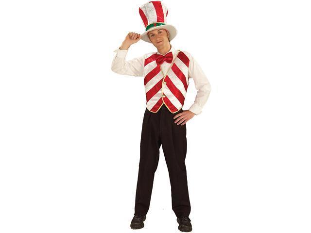 Mr. Peppermint Costume for Men