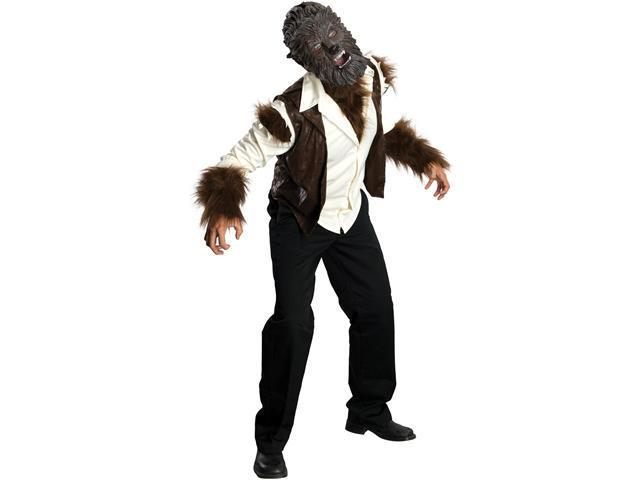 The Wolfman 2009 - Wolfman Deluxe Adult Costume
