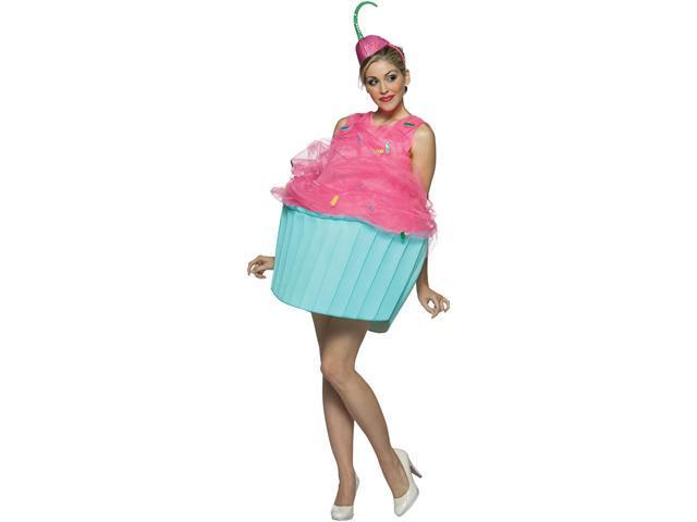 Sweet Eats Cupcake Costume Adult Standard