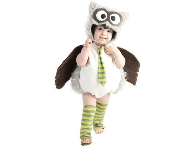 Toddler Edward the Owl Costume Princess Paradise 4085