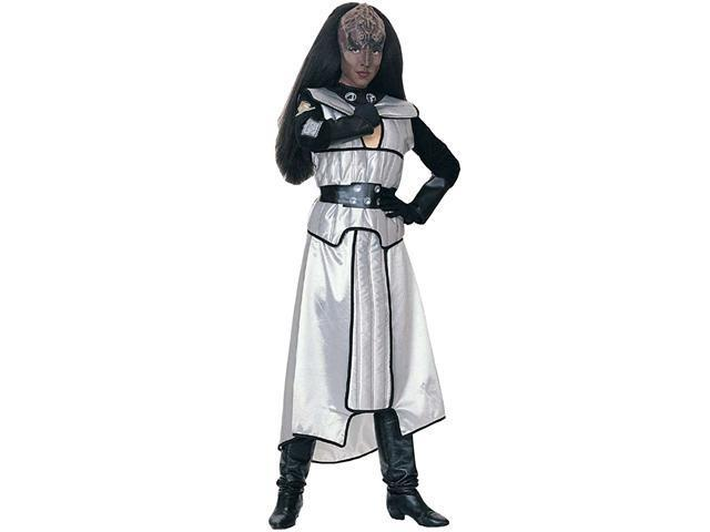 Adult Deluxe Star Trek Tng Klingon Woman Costume