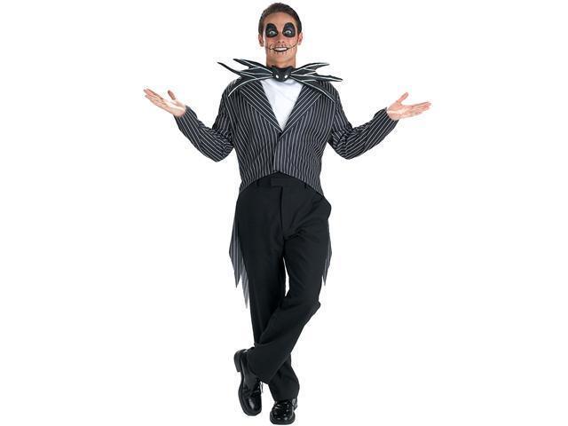 Adult Jack Skellington Costume Disguise 5686_Adult (38-40)