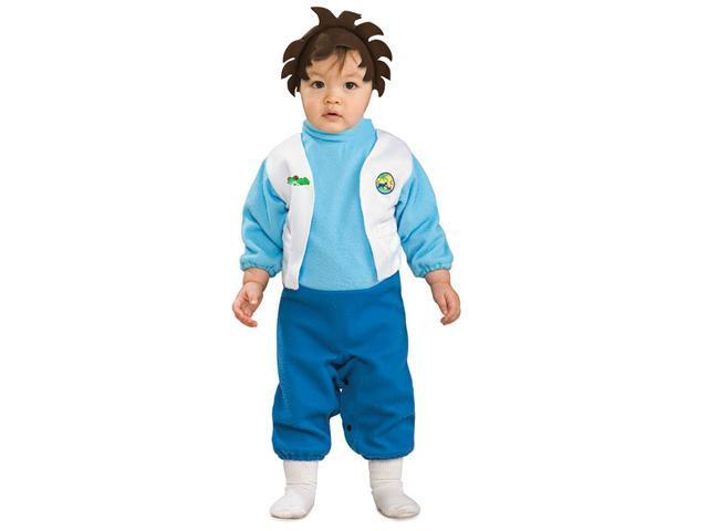 Go, Diego, Go! - Diego EZ-On Romper Infant Costume