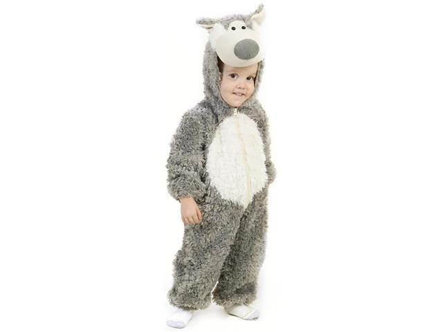 Little Wolf Infant / Toddler Costume