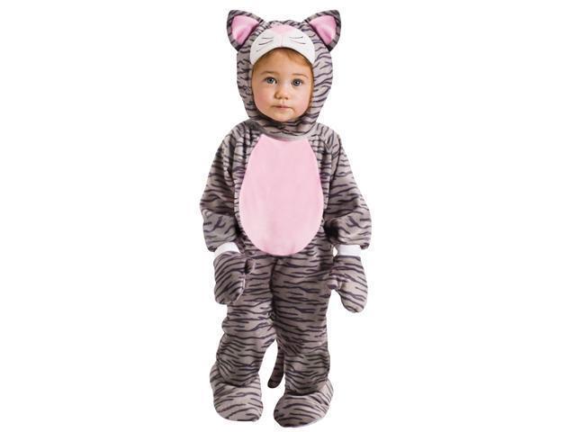 Little Stripe Kitten Infant Costume