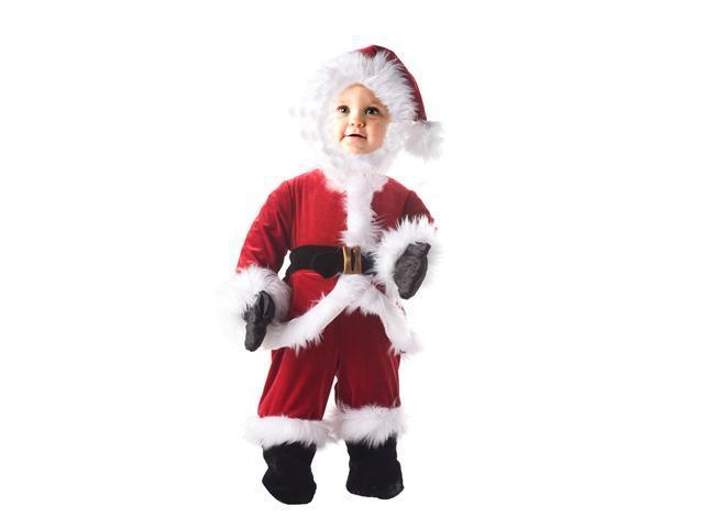 Little Santa Toddler/Child Costume