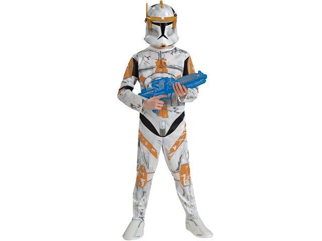 Adult Clone Trooper Commander Cody Costume Rubies 888806
