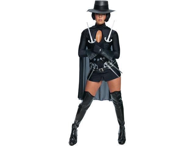 V For Vendetta Female Adult Costume