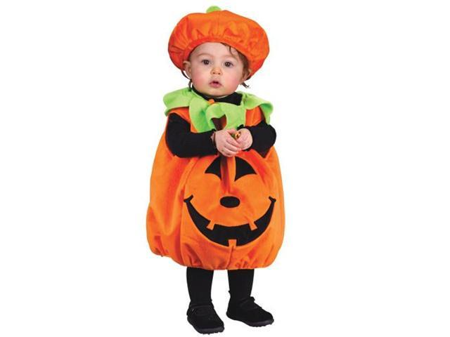 Infant / Toddler Pumkin Pie Costume FunWorld 9649