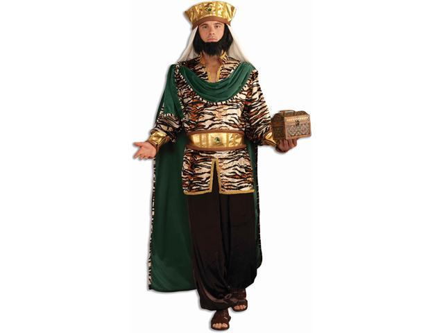 Emerald Wiseman Adult Costume