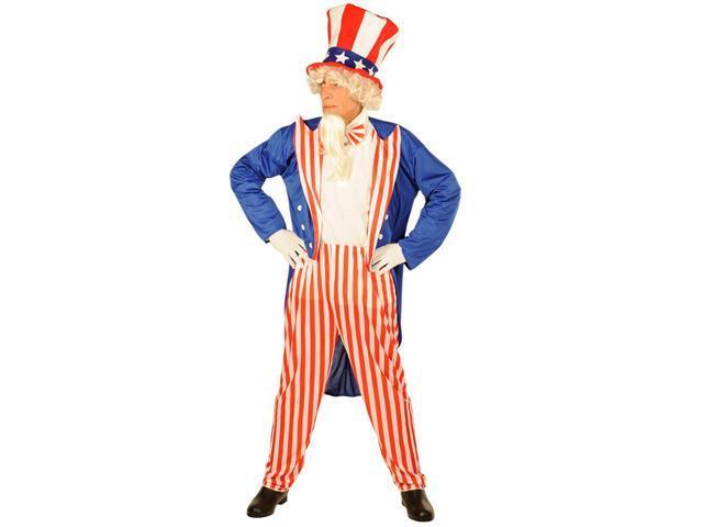 Men's Uncle Sam Costume
