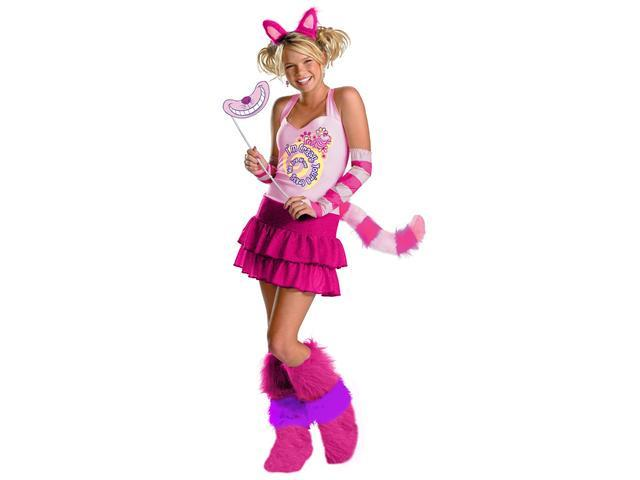 Adult Deluxe Cheshire Cat Costume Disguise 50333