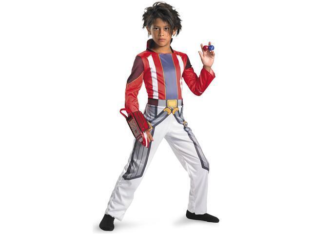 Bakugan Battle Brawlers - Dan Child Costume - Medium (7/8)
