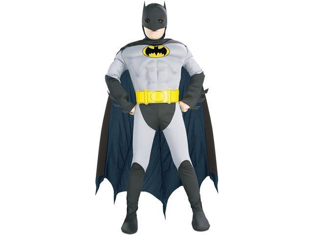Child Deluxe Classic Batman Costume Rubies 882211