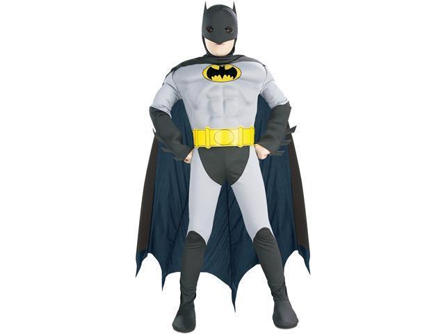 Child Deluxe Classic Batman Costume Rubies 882211