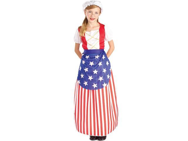 Betsy Ross Heroes In History Child Costume