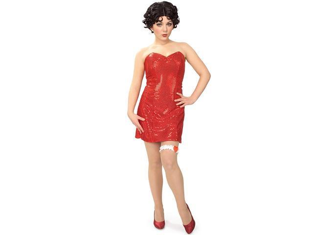 Adult Betty Boop Costume Rubies 888024