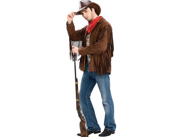 Buffalo Bill Jacket Adult Costume