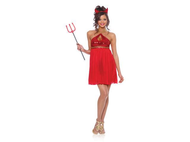Adult Devilicious Costume Franco American Novelties 48232