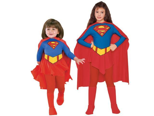 Child Supergirl Costume Costume Rubies 885215