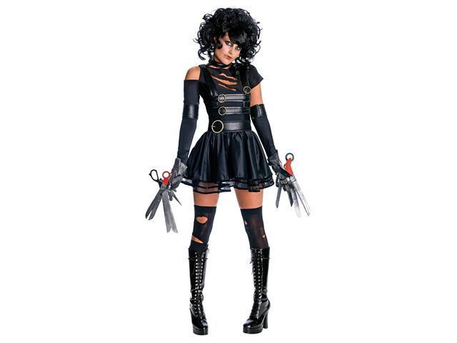 Women's Sexy Edward Scissorhands Costume