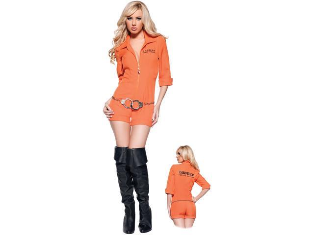 Busted Adult Costume