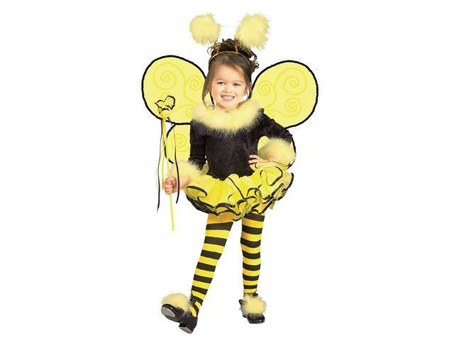 Girl's Bumble Bee Cutie Costume