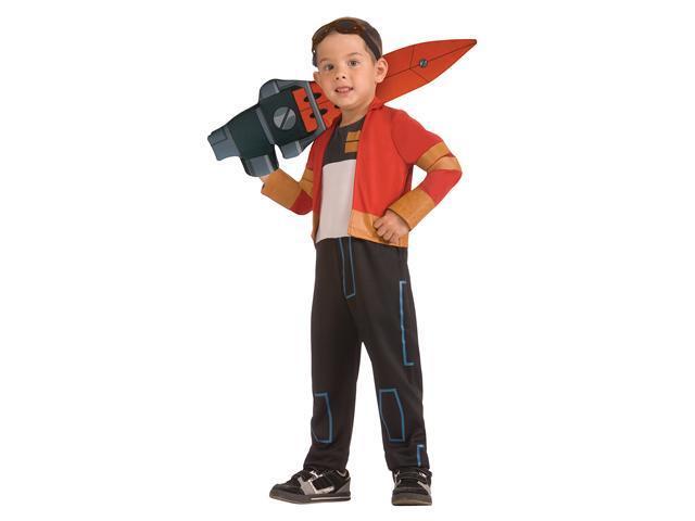 Generator Rex - Rex Child Costume