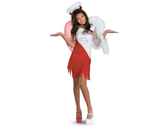 Child Heavenly Devil Costume Disguise 8456