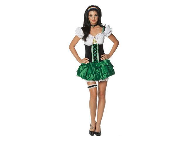 Good Luck Charm Sexy Adult Costume