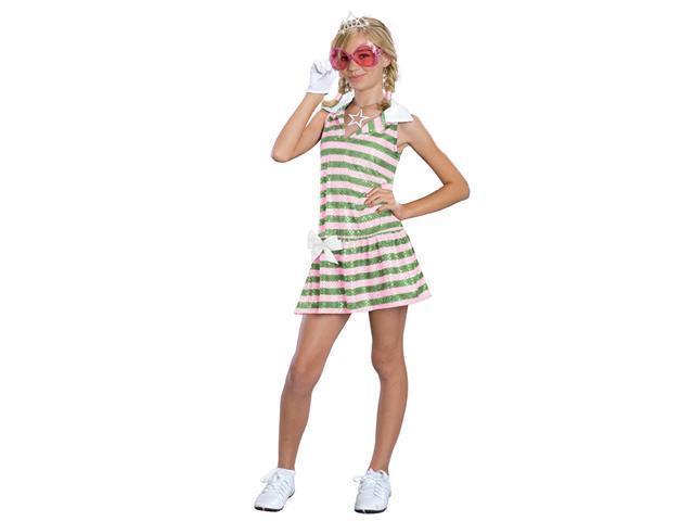 Child Sharpay Golf Dress Costume Rubies 883182