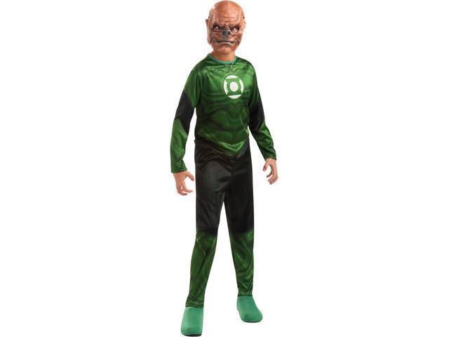 Green Lantern - Kilowog Child Costume