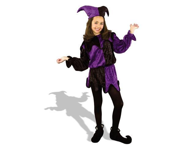 Jester  Child Costume