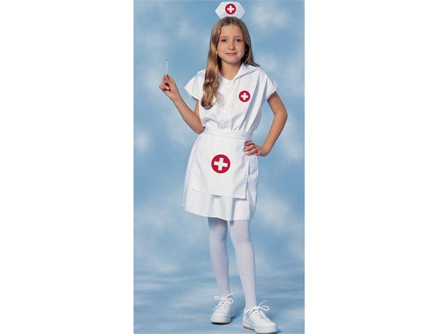 Lil' Nurse  Child Costume