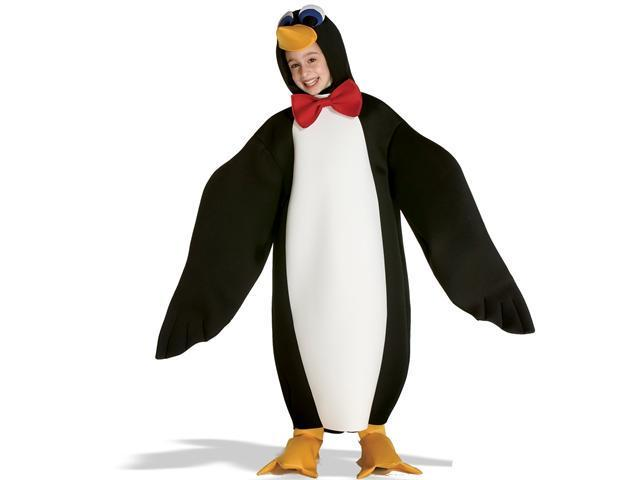 Lil Deluxe Penguin Child Costume